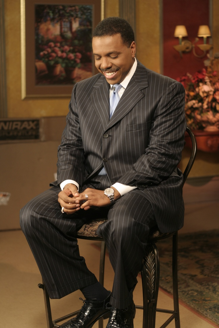 Creflo Dollar - World Changers Ministries - An awesome, faithful servant of God.  Happy 52nd Birthday Pastor and 29th Anniversary of World Changers!  A sincere thanks for your faithful ministry to all of us out here, as well as Georgia.  You have been a WORLD changer!