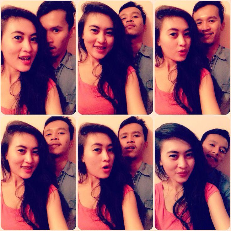 With dear