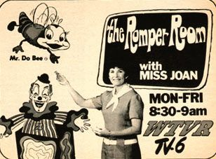 Romper Room ! I was on our local TV show in Binghamton,N.Y.I still have my Romper Room diploma!!