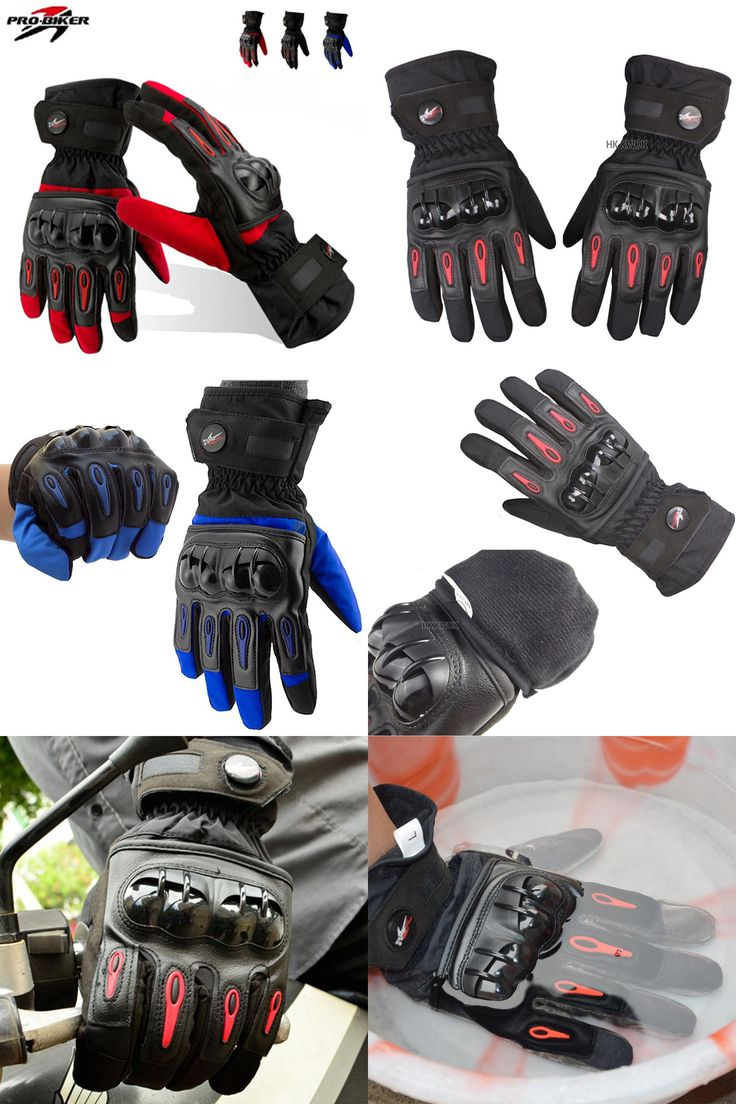 Motorcycle gloves smell -  Visit To Buy New Winter Motorcycle Gloves Racing Waterproof Windproof Winter Warm Leather Cycling