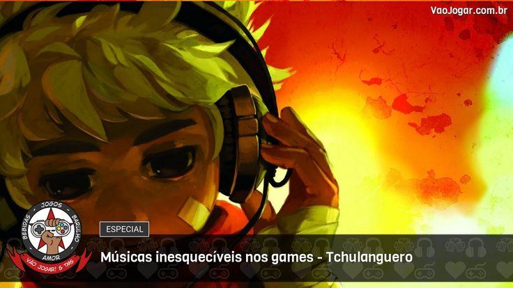 Um bocado atrasado, o Tchulanguero também faz a sua listinha de músicas favoritas nos videogames, ou ao menos o que ele deu conta de lembrar.  #GameMusic #MusicasInesqueciveisNosGames #Meme #VaoJogar #VideoGames #Games #InstaGames