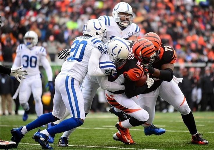 JUst Click The Link and Watch Indianapolis Colts vs Cincinnati Bengals Live NFL Playoffs Match