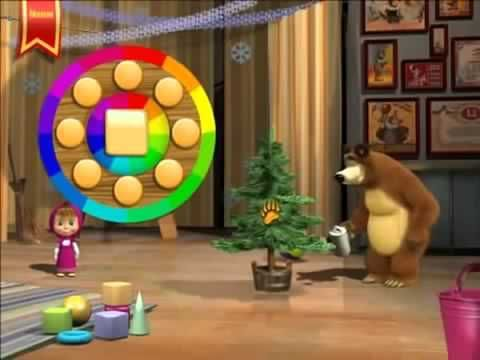 Masha And The Bear - English 47 Episode