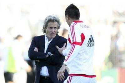 """O paraguaio, em declarações à Benfica TV, fez """"mea culpa"""" considerando que agiu mal e que regressará aos treinos já amanhã."""