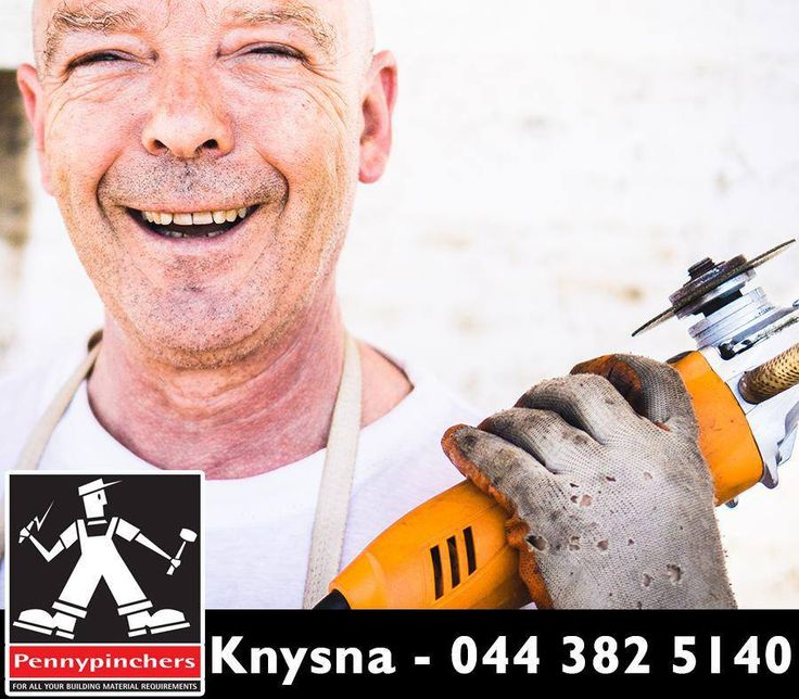 At #PennypinchersKnysna, we always put a smile in your Monday. Visit us in-store for a huge range of #DIY tools. Contact us on 044 382 5140.