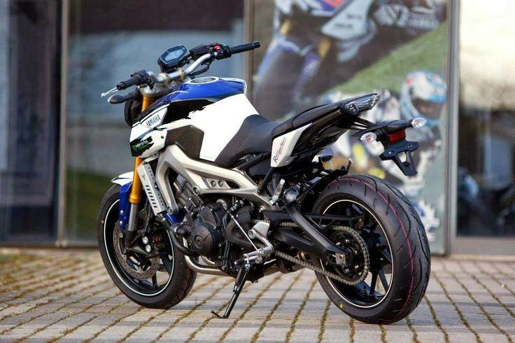 "yamaha mt-09 ""motogp""ad koncept | motogp, motorbikes and"