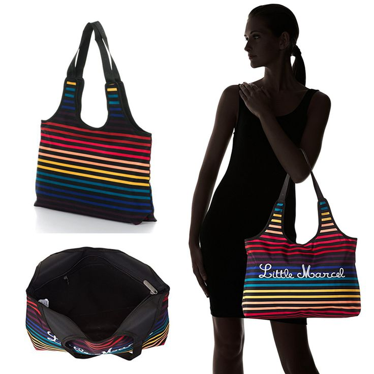 Multi Coloured Shoulder Bags | Little Marcel | The French Shoppe  #bags #fashion
