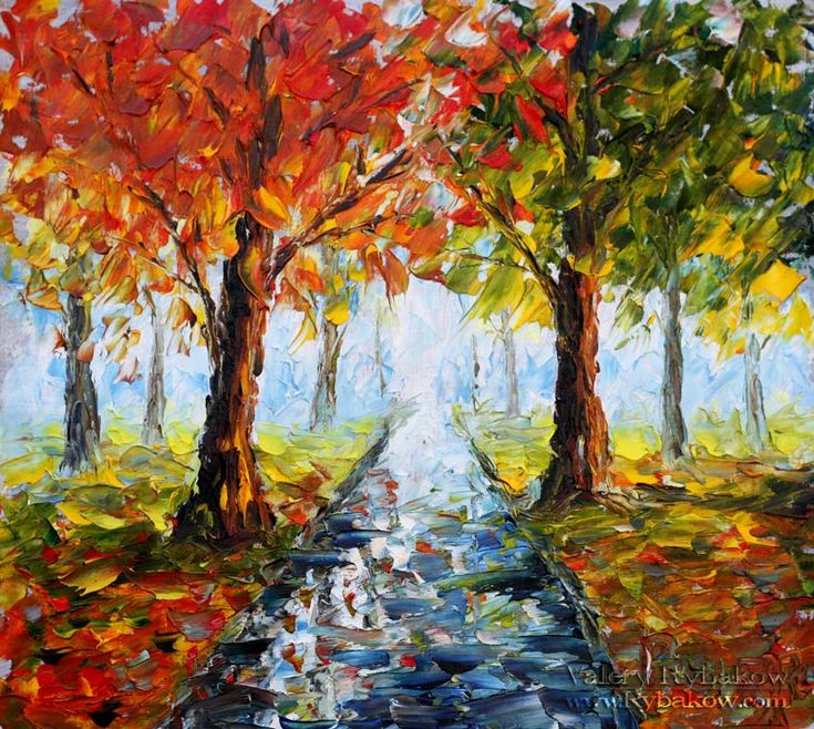 17 best images about acrylic ideas on pinterest acrylic for Fall paintings easy