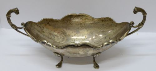 Vintage-Silver-800-Stamped-Bowl-7-5-034-x-2-7-034-3-5-oz
