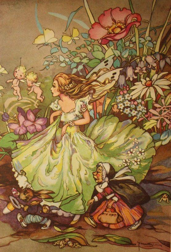 Peg's Fairy Book ❤•♥.•:*´¨`*:•♥•❤ Peg Maltby.