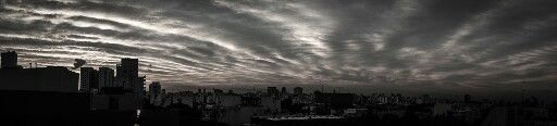 Skyscape. Buenos Aires, Argentina. Shot and edit by Monica Mikhael. https://flic.kr/p/nNca6f