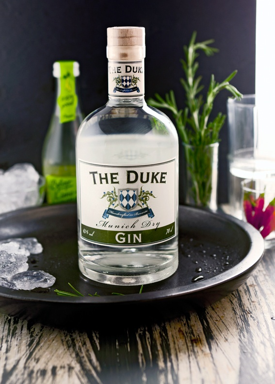 """our new Gin """"The Duke"""" now @ feinkoch    Photo by www.sonjapriller.com #gin #theduke"""