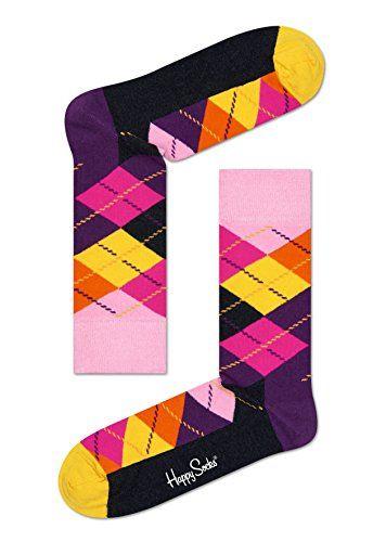 Happy Socks Argyle - Yellow Toe Combed Cotton Socks - US6-9 Happy Socks http://www.amazon.com/dp/B014G6KZUI/ref=cm_sw_r_pi_dp_FFkxwb1786HQD