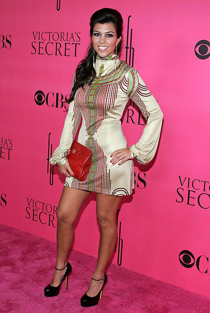 Kourtney Kardashian- Victoria's Secret Fashion Show ...