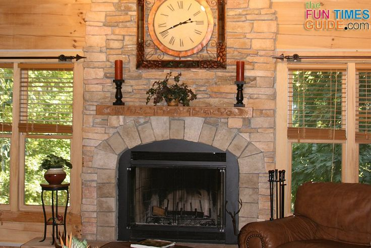 Clever Fireplace Design & Placement Ideas