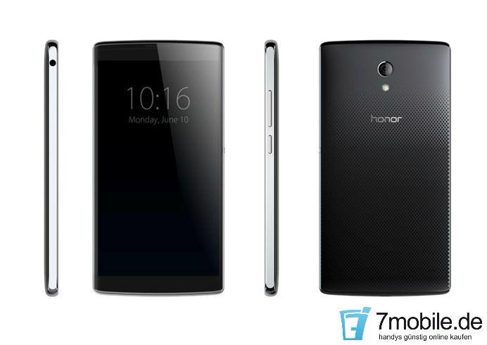 Huawei Honor 4 mit einem eigenständigeren Design?