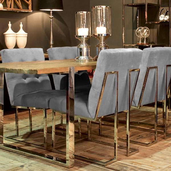 industrial wood furniture. maddox reclaimed elm dining table and grey chairs industrial wood furniture s