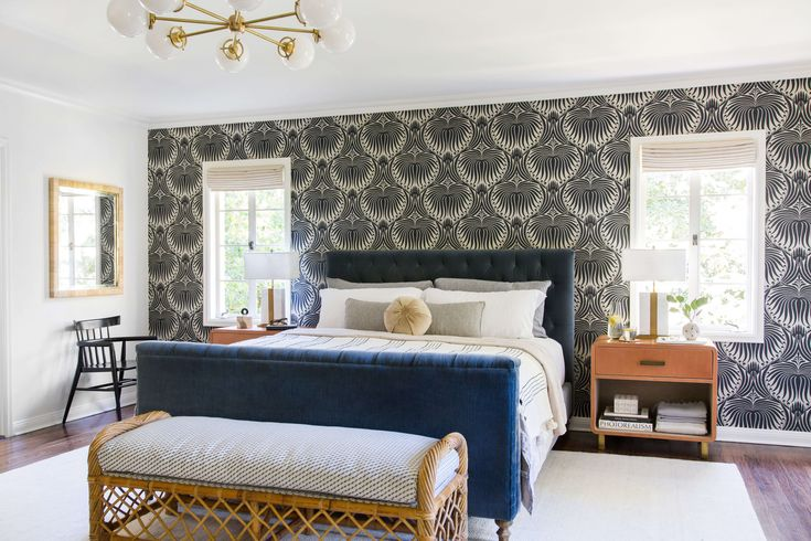 The Griffith Park Master Bedroom Reveal