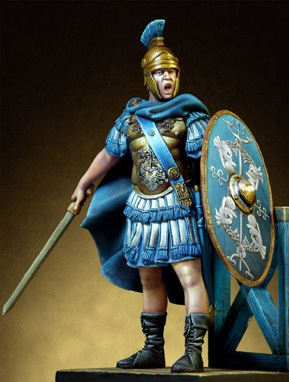 .Centurion or Legate
