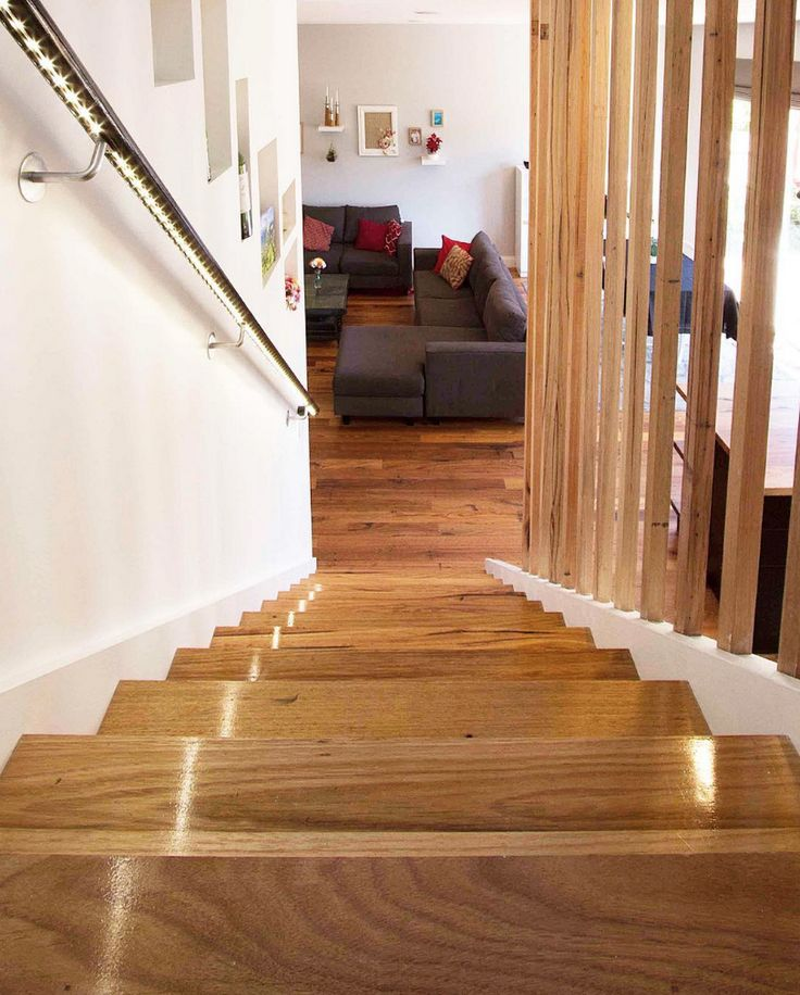 Gorgeous recycled timber stair treads. We manufacture recycled Messmate or mixed Victorian hardwood treads on-site and stock a range of other species including Blackbutt, Spotted Gum, Ironbark and Tasmanian Oak. We keep many of the standard sized treads in stock in various species and can also make to measure for bespoke applications. www.timberrevival.com.au www.instagram.com/timberrevival #stairtreads #recycledtimbermelbourne #timberstairs #timbertreadsmelbourne