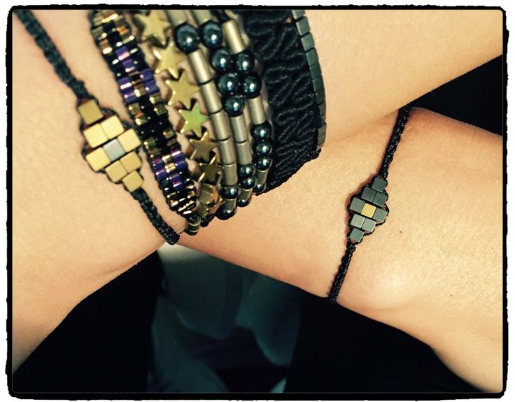 You are invited to our Arm-Party!!!  You can never choose only one !!!! Tip: Arm parties are one of the biggest trends today. They just add attitude to anything you're wearing and make it look more exciting and interesting.  Join a world of #uniquness #aesthetics & #style #braccialetticoncepts #armparties #winter15 #bracelets #mixandmatch