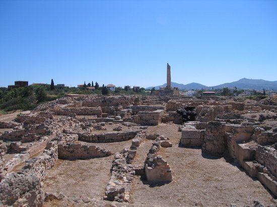 My best spots in Aegina