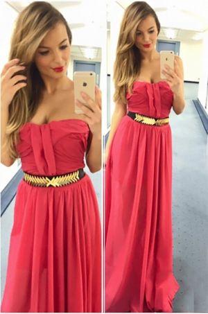 Krásne spoločenské šaty, vhodné na príležitosť - svadba, stužková, ples.92 % polyamid, 8 % elastán