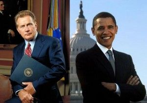 Obama ala oeste casa blanca