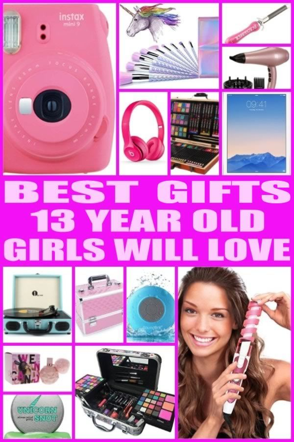 Find The Best Toy Gifts For 13 Year Old Girl Kids Would Love Any Of These Toys F Birthday Presents For Girls Birthday Cakes For Teens Birthday Gifts For Teens