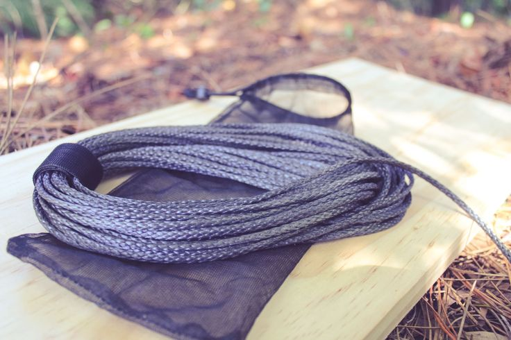 Ultralight Backpacking Rope  This ultralight backpacking rope is rated at 1,600 lbs and takes up very little room in your bag.  Be ready for whatever comes and have this very versatile rope on-hand.   http://eclogear.com/shop/ultralight-backpacking-rope/