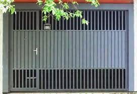 A01  Quadro de metalon ( 50x30 ou 40x40), com desenho de um por um.  Basculante R$ 300,00 mts2 sem motor.  Deslizante R$ 180,00 mts2 se...