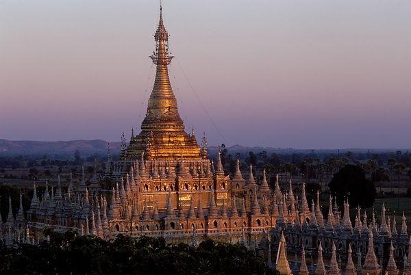 Thanboddhay_Paya, Monywa, Myanmar. #myanmar .   Michael Freeman Photography.