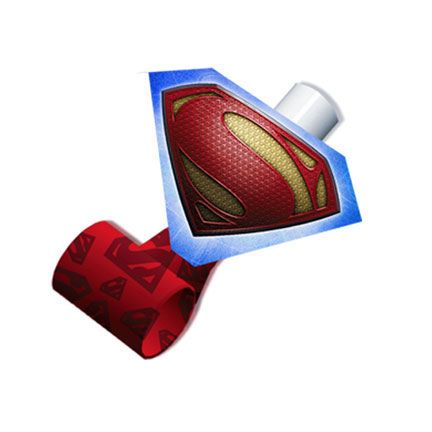 Superman Blowouts (includes 8 pcs in a pack)