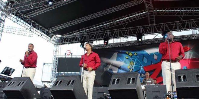 Grupo Niche invitados de honor en Día Nacional de la Salsa en Puerto Rico   A Son De Salsa
