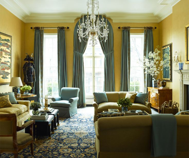 Drapes For Formal Living Room: 94 Best Images About Beautiful Interiors