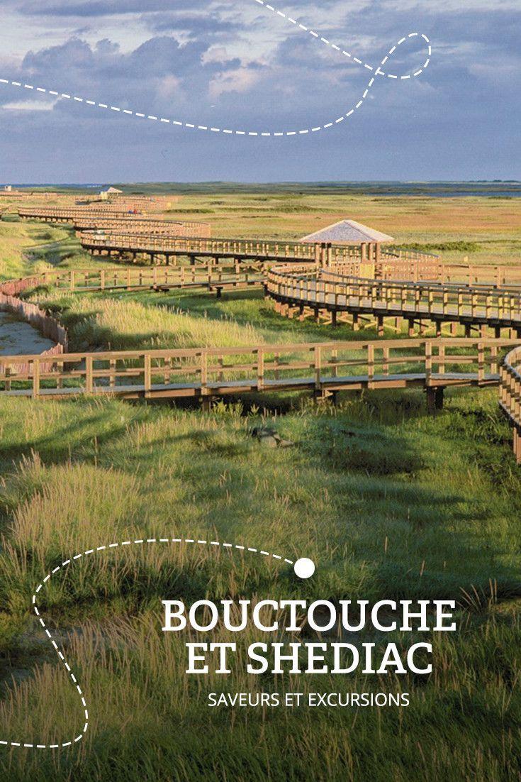 La virée Acadienne   Arrêt no 3 - BOUCTOUCHE ET SHEDIAC : Rassasiez-vous d'un succulent homard avant d'explorer, sur terre ou en mer, la culture locale de cette portion du littoral.