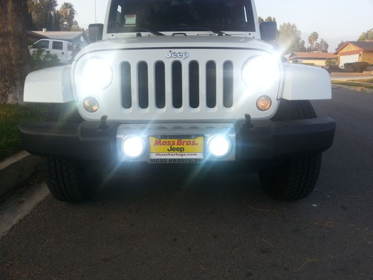 Great  Jeep Hid Headlights #Jeep http://ift.tt/2FUT8NL