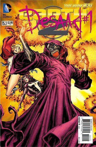 Dan DiDio And Jim Lee Talk DC's September Event, Villain Month