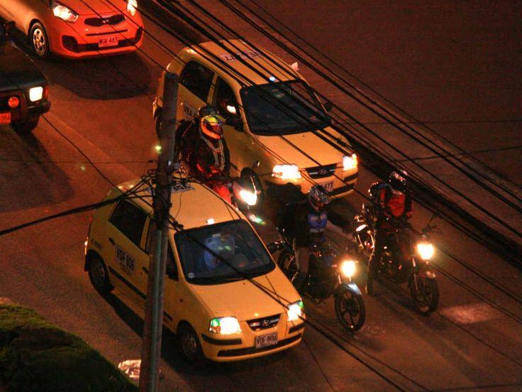 ¿Es seguro usar las apps de taxis en Colombia?