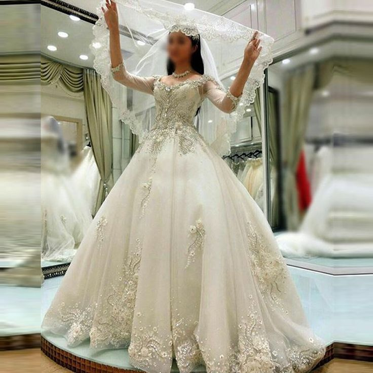 Find More Wedding Dresses Information about Luxury Ball Gown Embroidered Rhinestone Beaded Lace Wedding Dresses 2016 with Sleeves vestidos de novia Deposit Bridal Gowns LW8,High Quality lace ball gown wedding dresses,China lace dress backless Suppliers, Cheap lace wrap dress from LaceBridal on Aliexpress.com