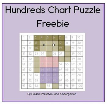 Free math lesson 100 s chart mystery picture free for Multiplication table of 85