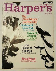 Harpers-Magazine-August-1968-John-Lindsay-Richard-M-Daley