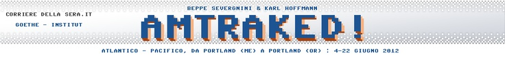 Amtraked - 2012 - Corriere della Sera