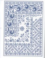 #2 Beautiful cross stitch border charts Gallery.ru / Фото #70 - 9 - OlgaHS
