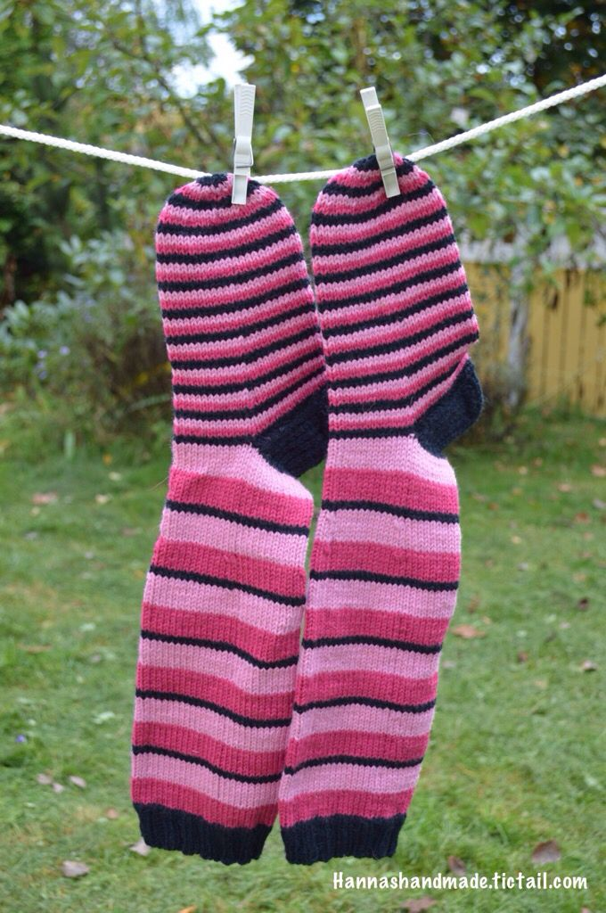 Autumn's hottest knee socks just for you! #kneesocks #woolsocks #handmade #forsale #webshop