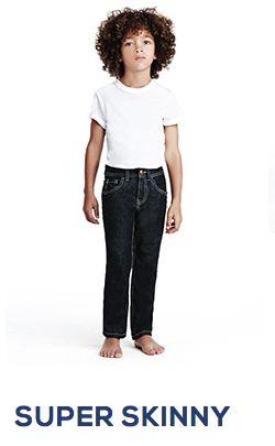 Super Skinny Jeans for Kids