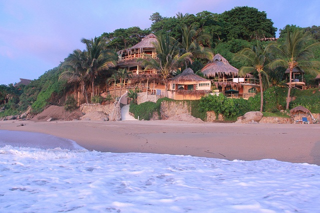 Sayulita, Mexico - Only the place we stayed in was a complete HOLE.