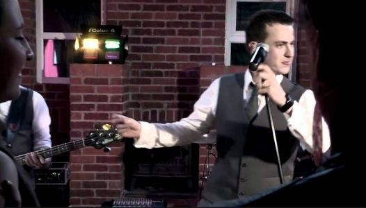 The only way to perk up the event and engage all guests is with a live performance from The Lols.