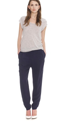 peg leg trousers from whistles