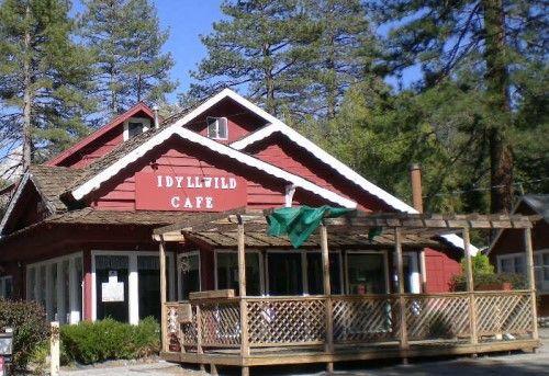 Strawberry Creek Inn Bed Breakfast Idyllwild Ca
